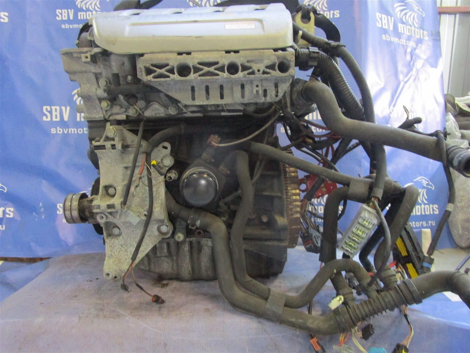 Двигатель Renault Megan BM F4R 1771 2006