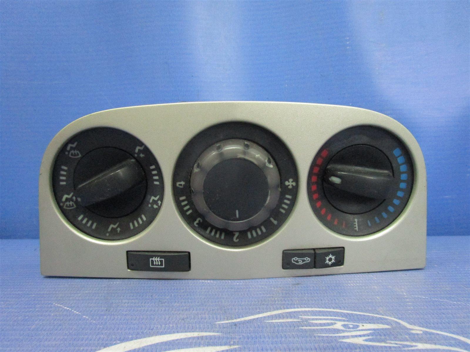 Блок управления климат-контролем Opel Corsa ХЭТЧБЕК Z12XEP 2008