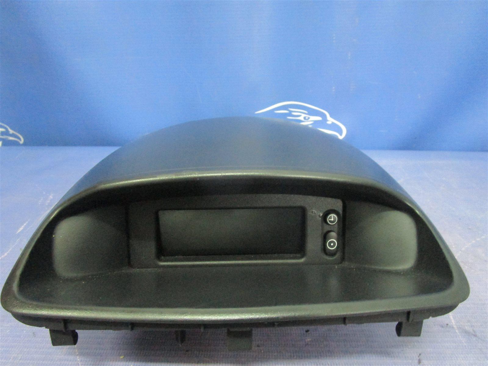 Дисплей информационный Opel Corsa ХЭТЧБЕК Z12XEP 2008
