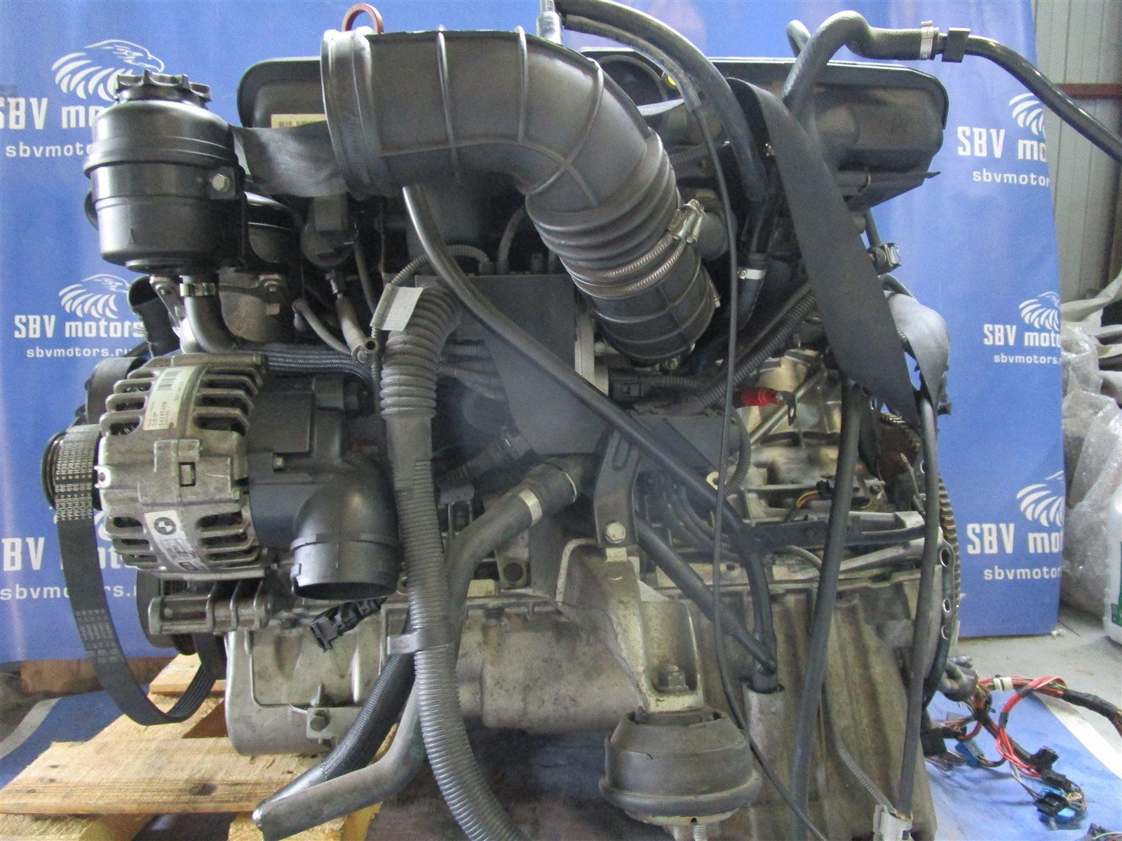 Двигатель Bmw 3-Series E46 226S1 M54 2002