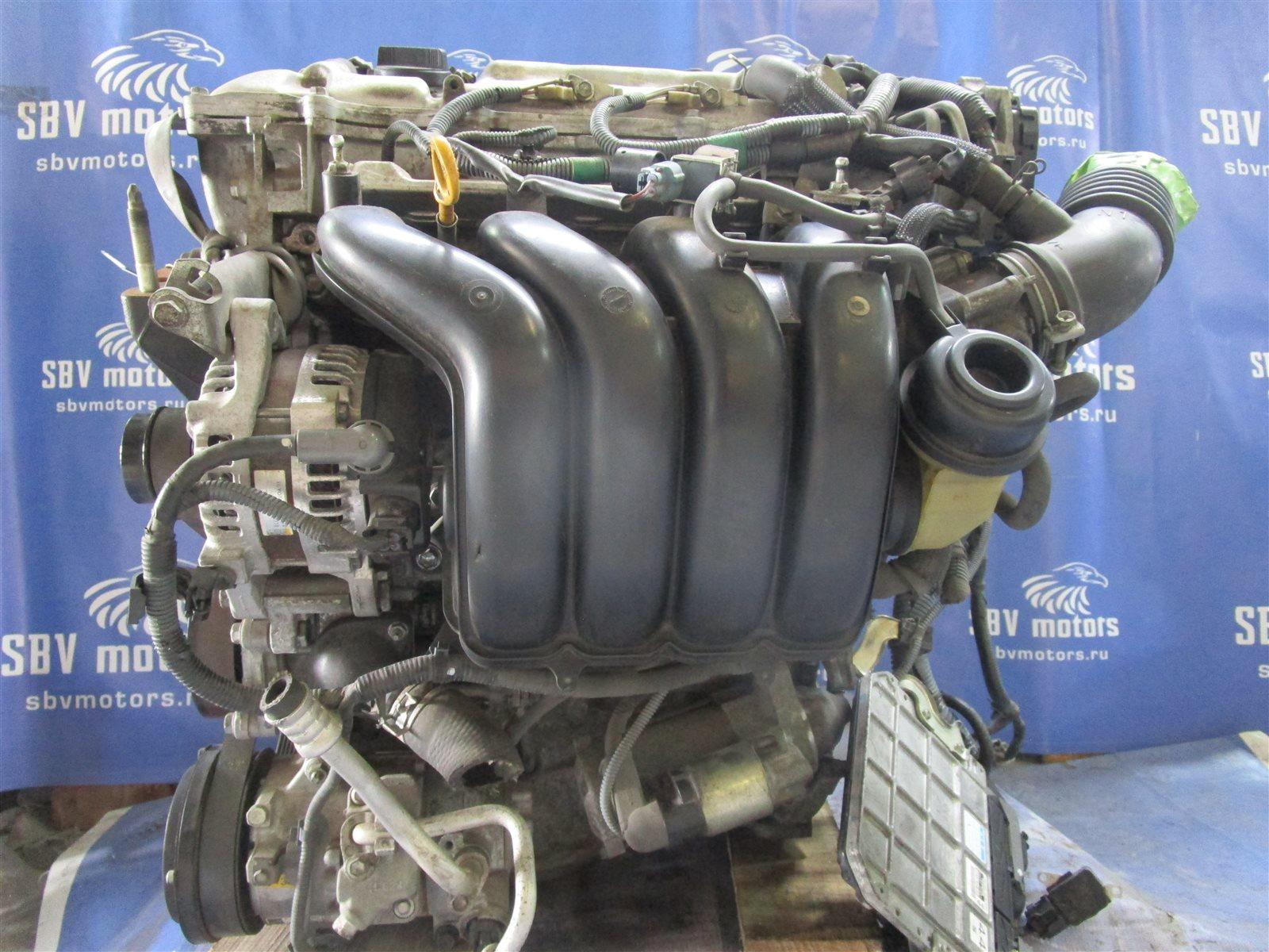 Двигатель Toyota 3ZRFAE