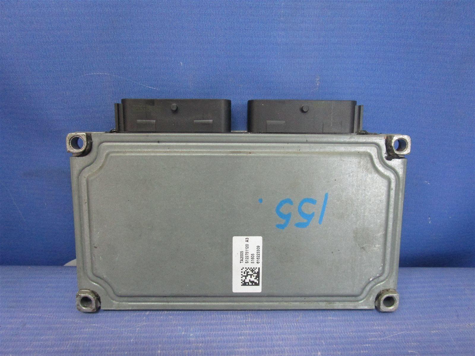 Блок управления акпп Peugeot 308 4E / 4B EP6