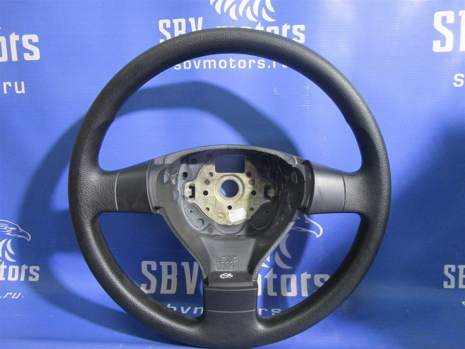 Руль Volkswagen Golf 5 1KAXW AXW 2004