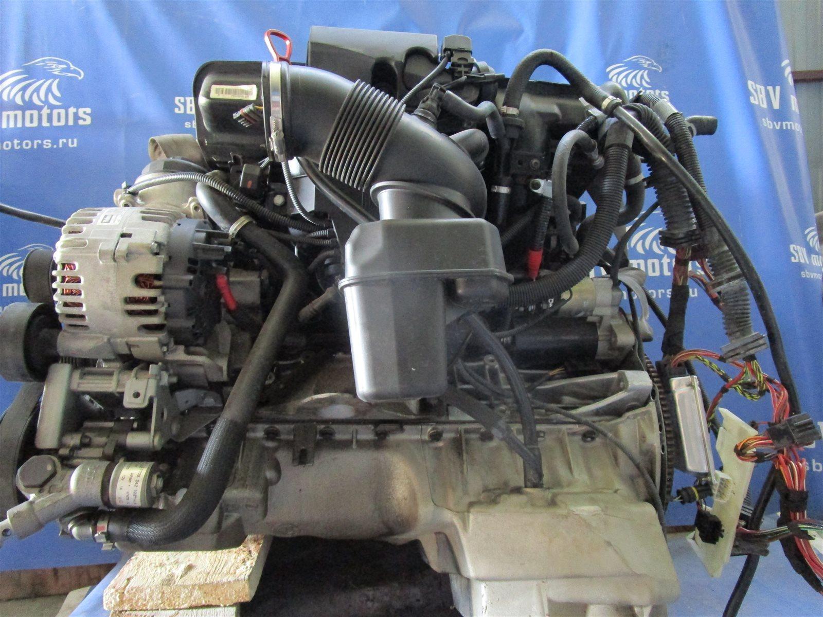 Двигатель Bmw 5-Series E60 M54 306S3 2004