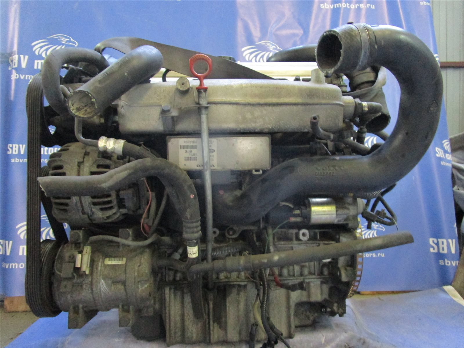 Двигатель Volvo B5234T3