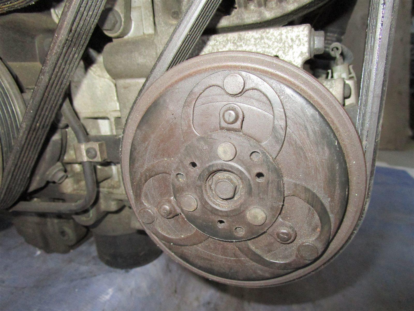 Компрессор кондиционера Volvo B5234T3 1999