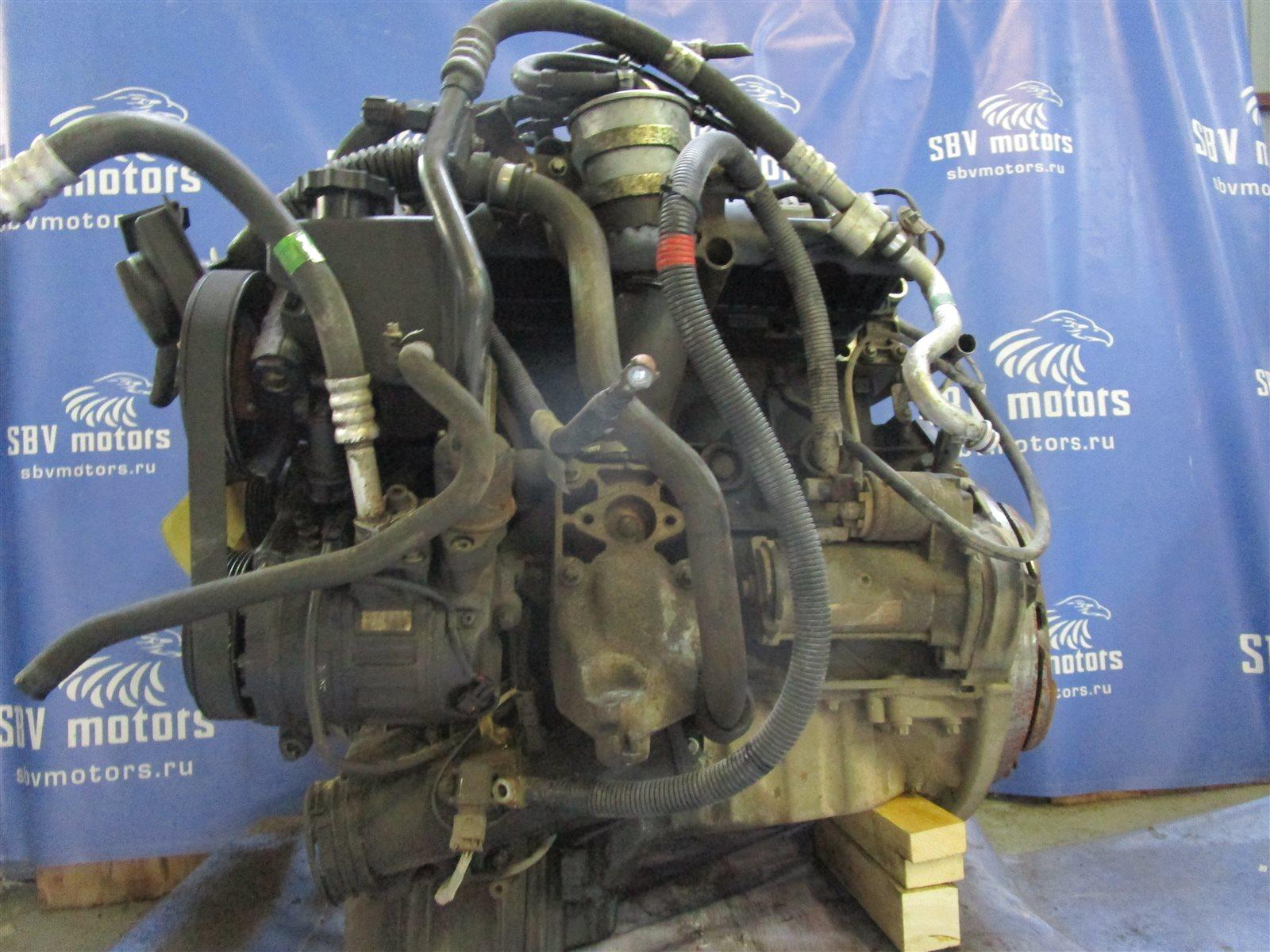 Двигатель Mercedes-Benz Vito W639 646982 2005