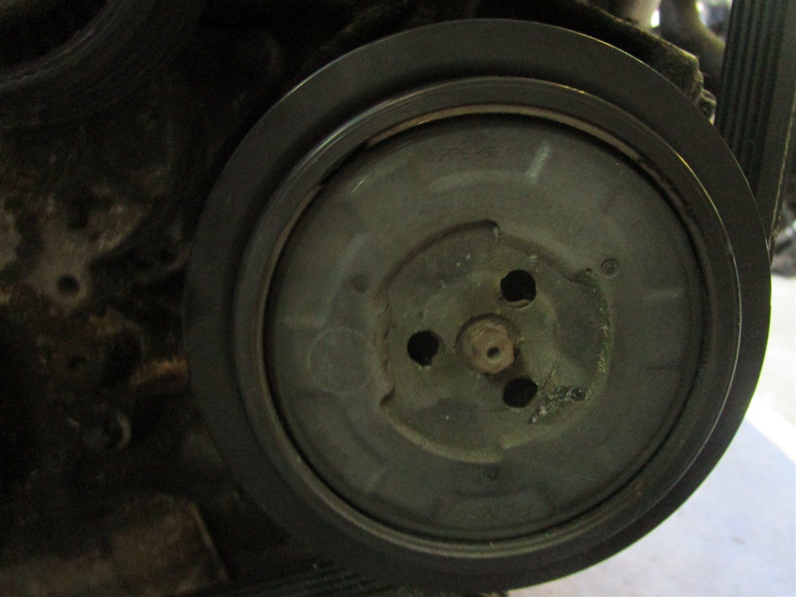 Компрессор кондиционера Mercedes-Benz Vito W639 646982 2005