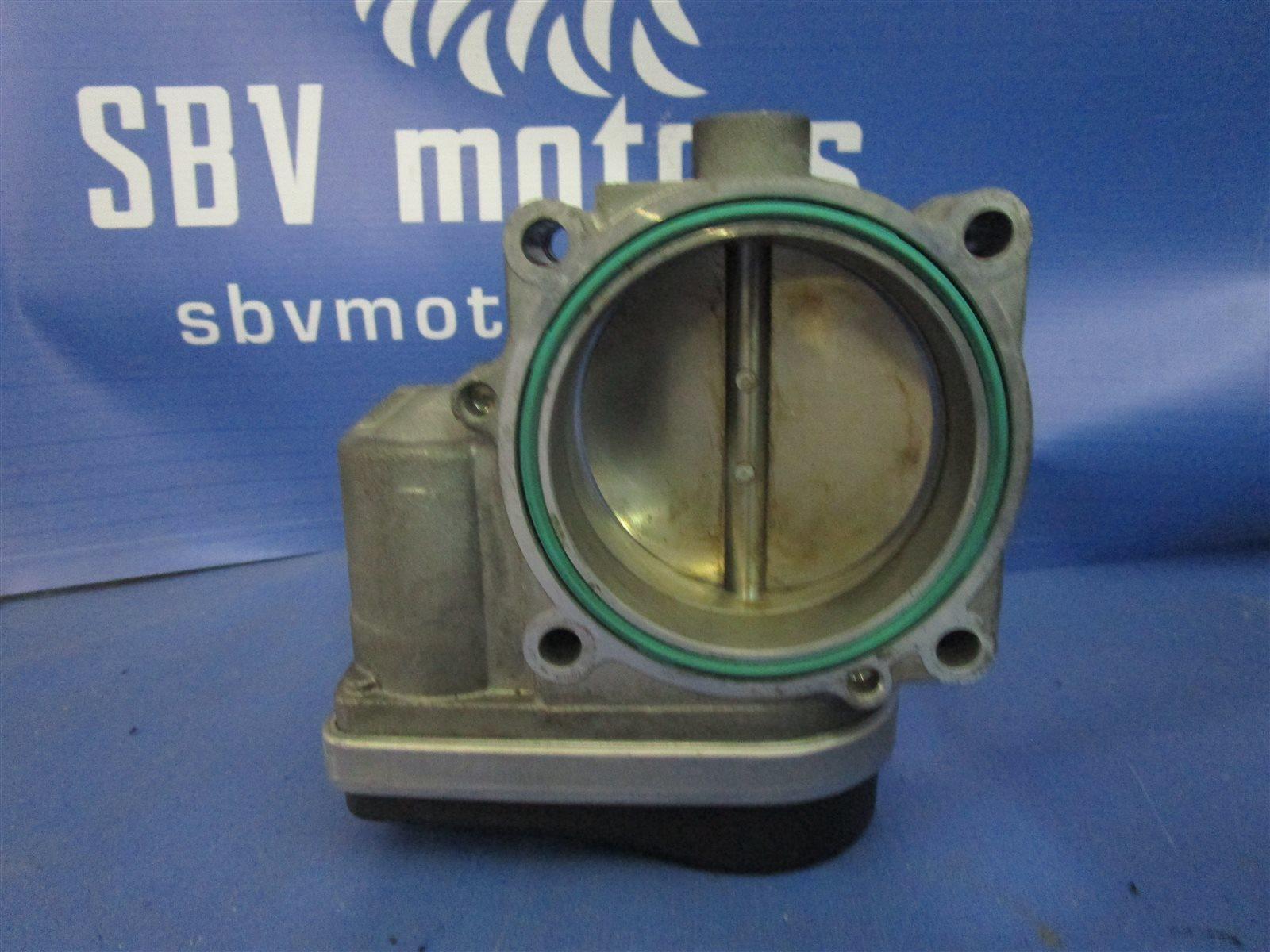 Дросельная заслонка Bmw 1-Series E87 N52B30A 2008