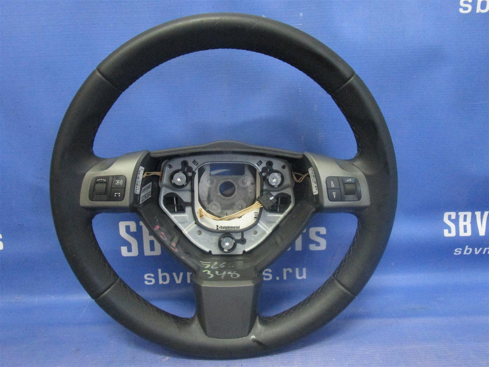 Руль Opel Zafira Z18XER 04.07.2007