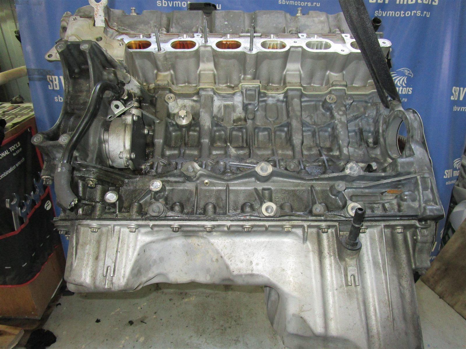 Двигатель Bmw 1-Series E87 N52B30A 2008