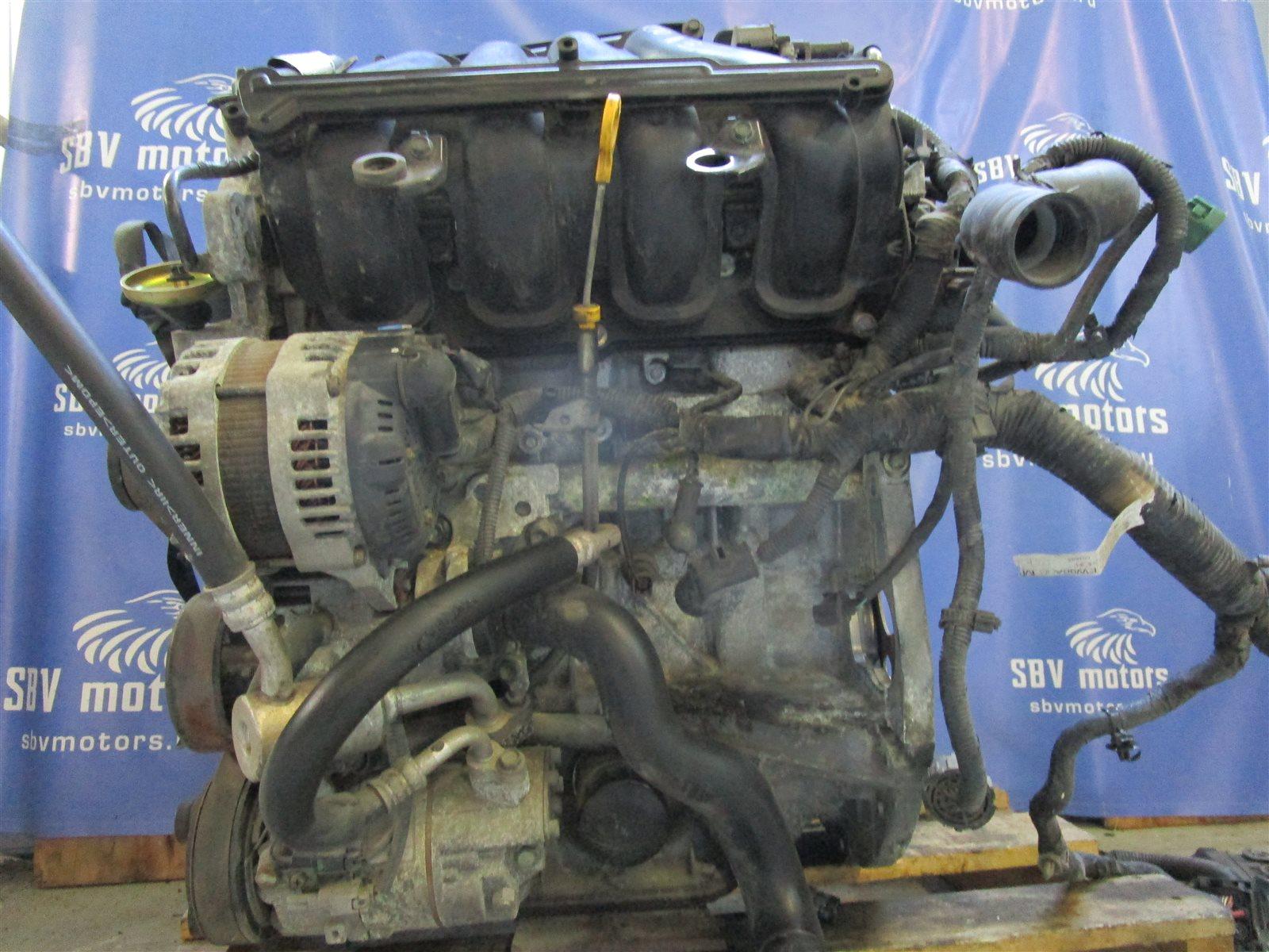 Двигатель Nissan Bluebird Sylphy KG11-009471 MR20DE 2012.05