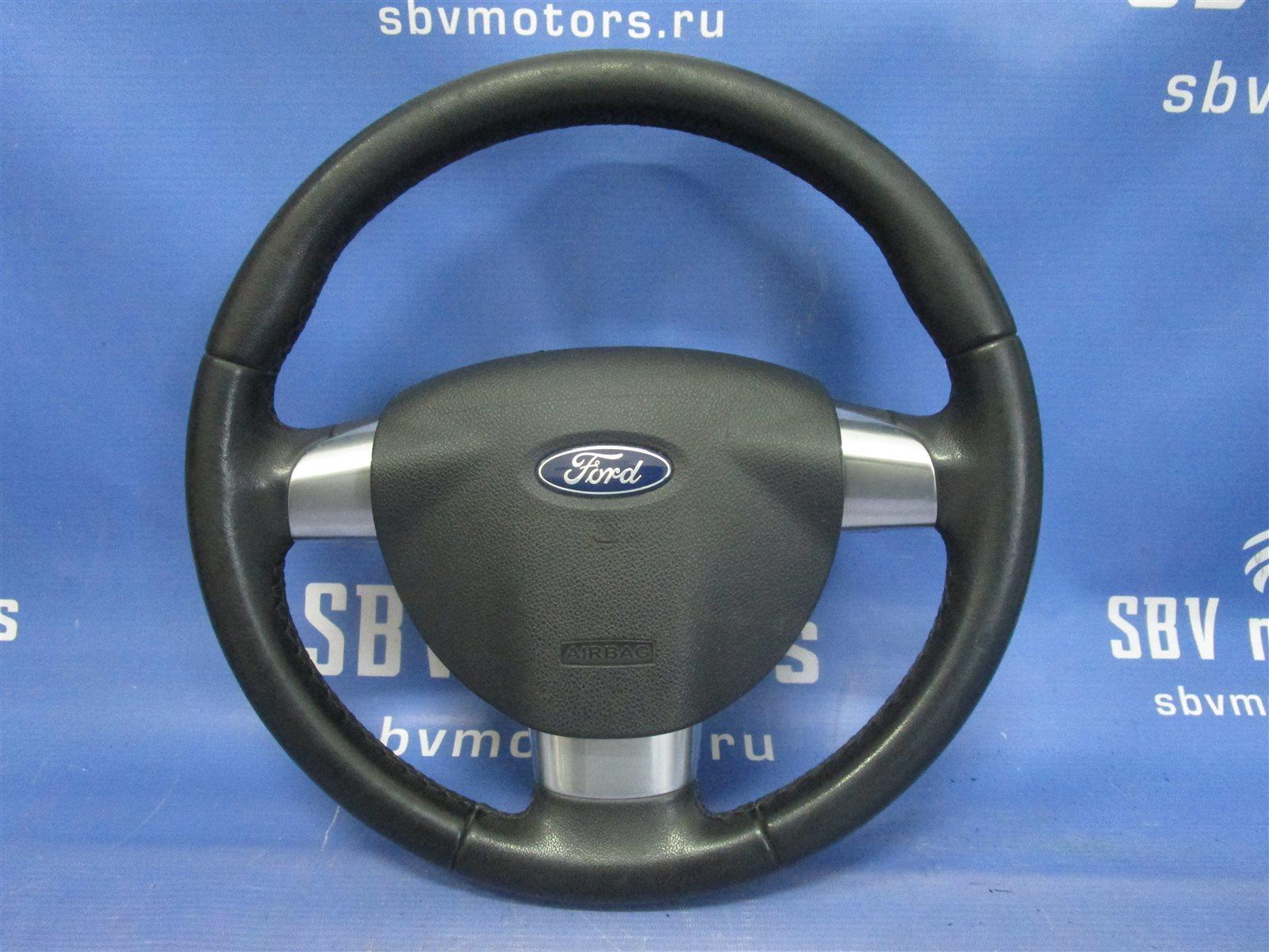 Руль Ford Focus HATCH SHDA 1.6 DURATEС 100 ЛС 2009г.