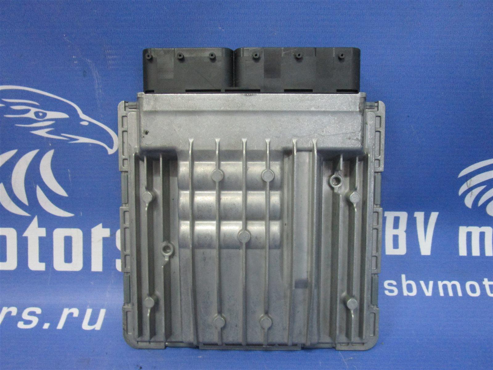 Блок управления двигателем Bmw 1-Series E87 N52B30A 2008