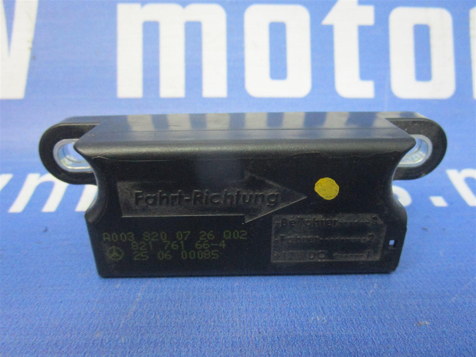 Датчик удара airbag Mercedes-Benz E W211 272.964 2006