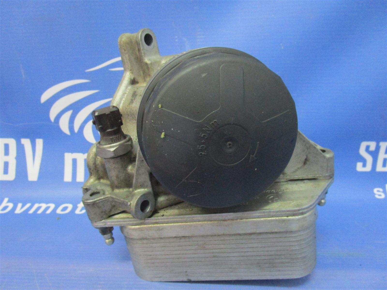 Корпус масляного фильтра Bmw 7-Series E65/66 N62B44A 2002