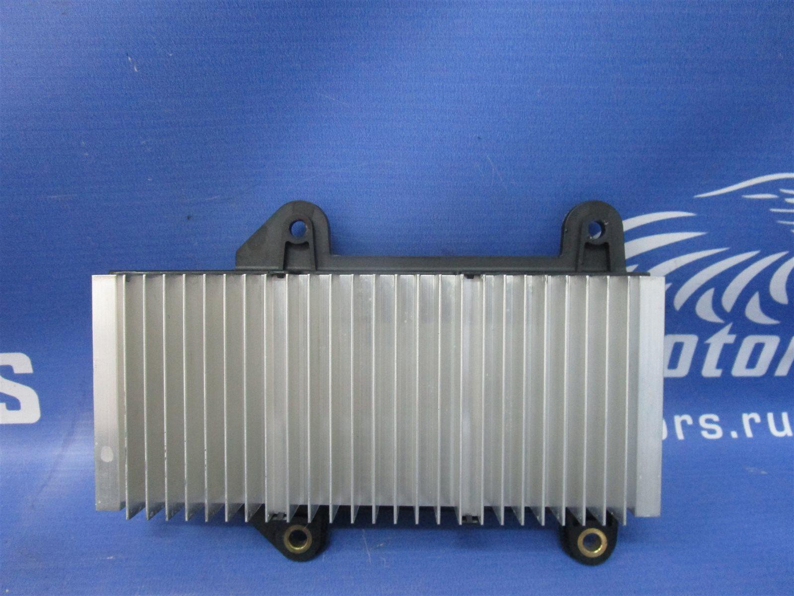 Блок управления аккумулятором Bmw 7-Series E65/66 N62B44A 2002