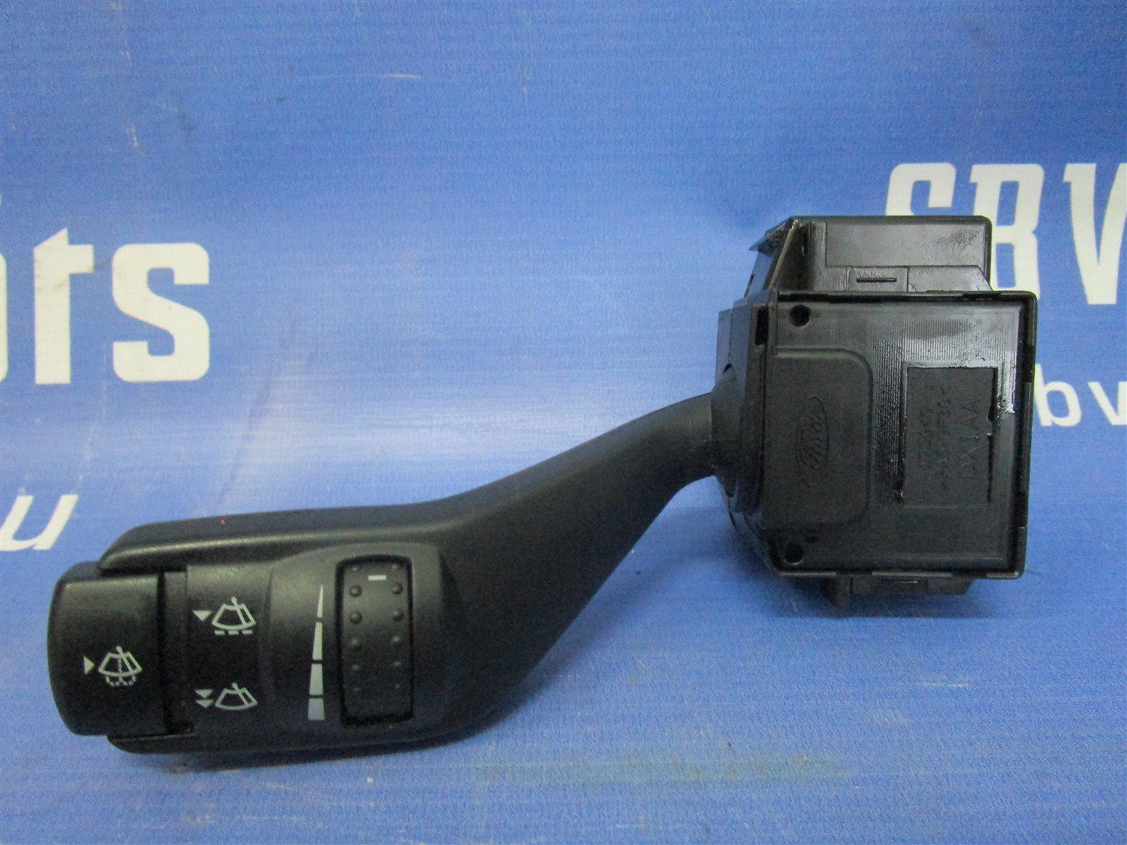 Переключатель дворников Ford Focus HATCH 1.6 DURATEС 100 ЛС 2009г.