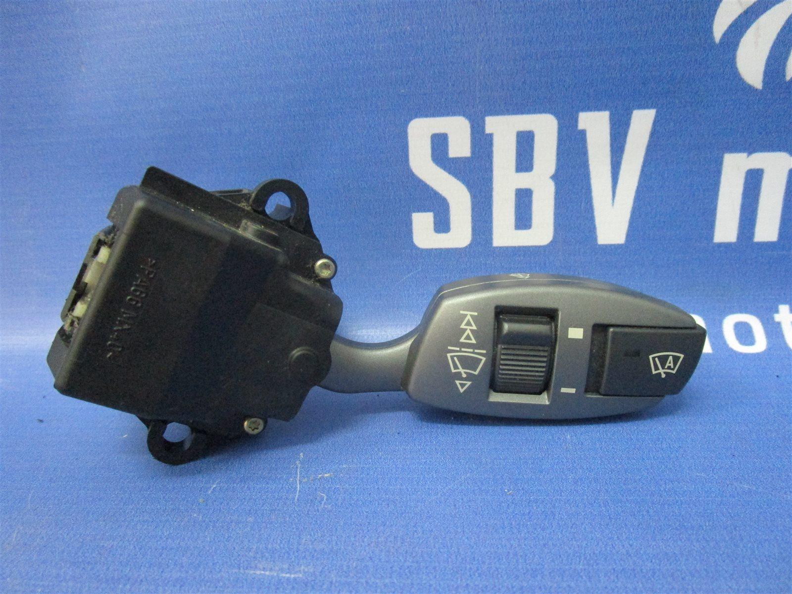 Подрулевой переключатель стеклоочистителей Bmw 7-Series E65/66 N62B44A 2002