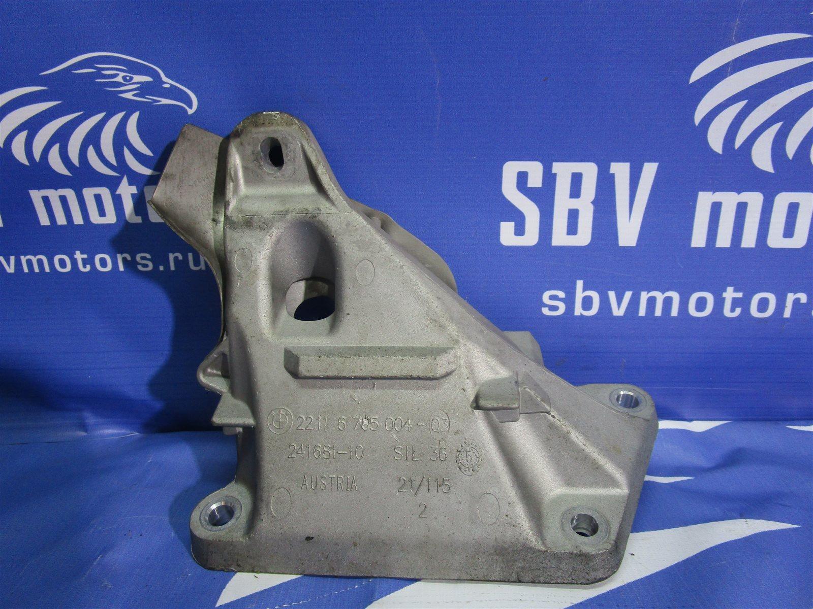Кронштейн подушки двигателя Bmw 1-Series E87 N52B30A 2008 правый