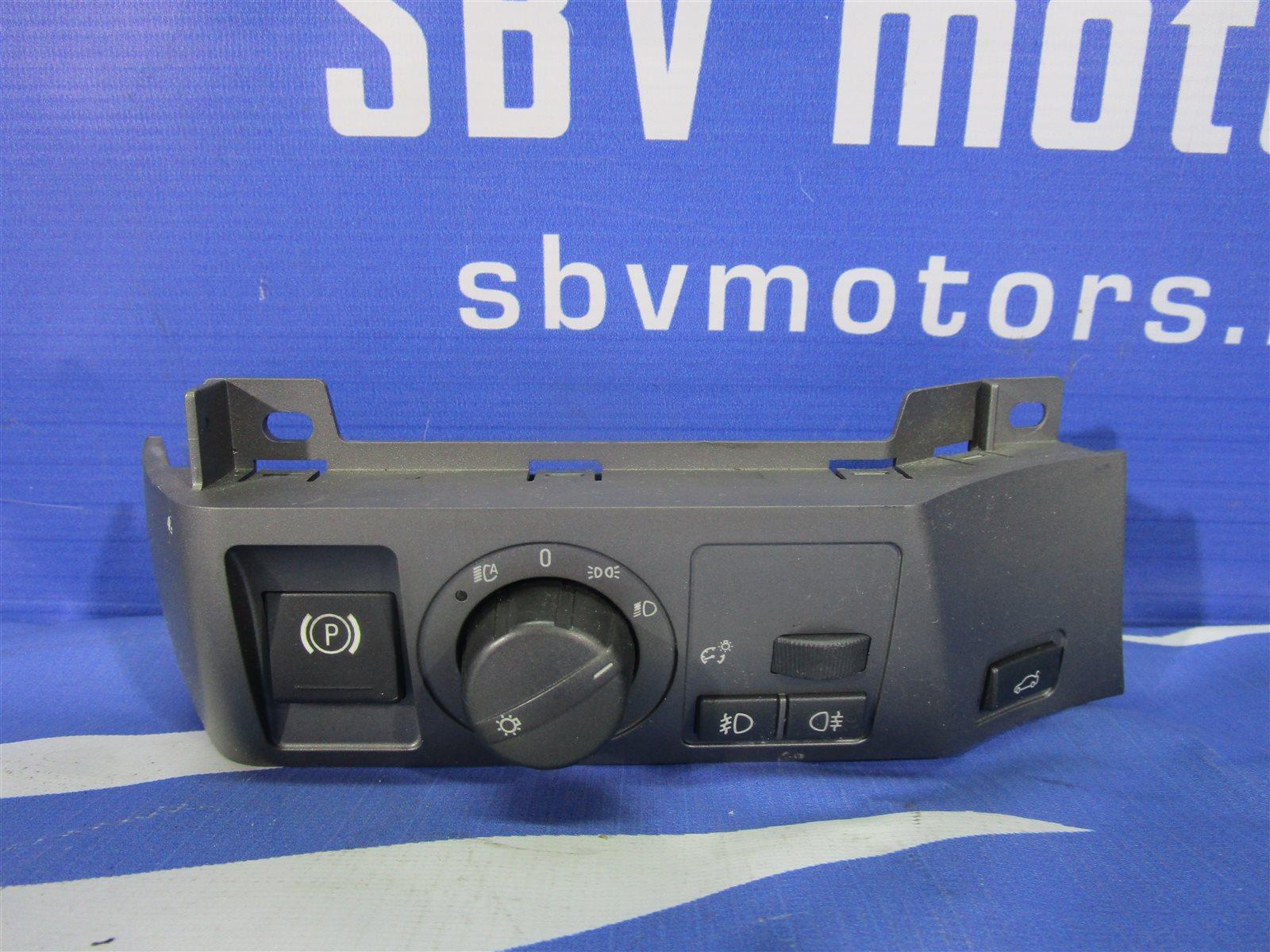 Переключатель света Bmw 7-Series E65/66 N62B44A 2002