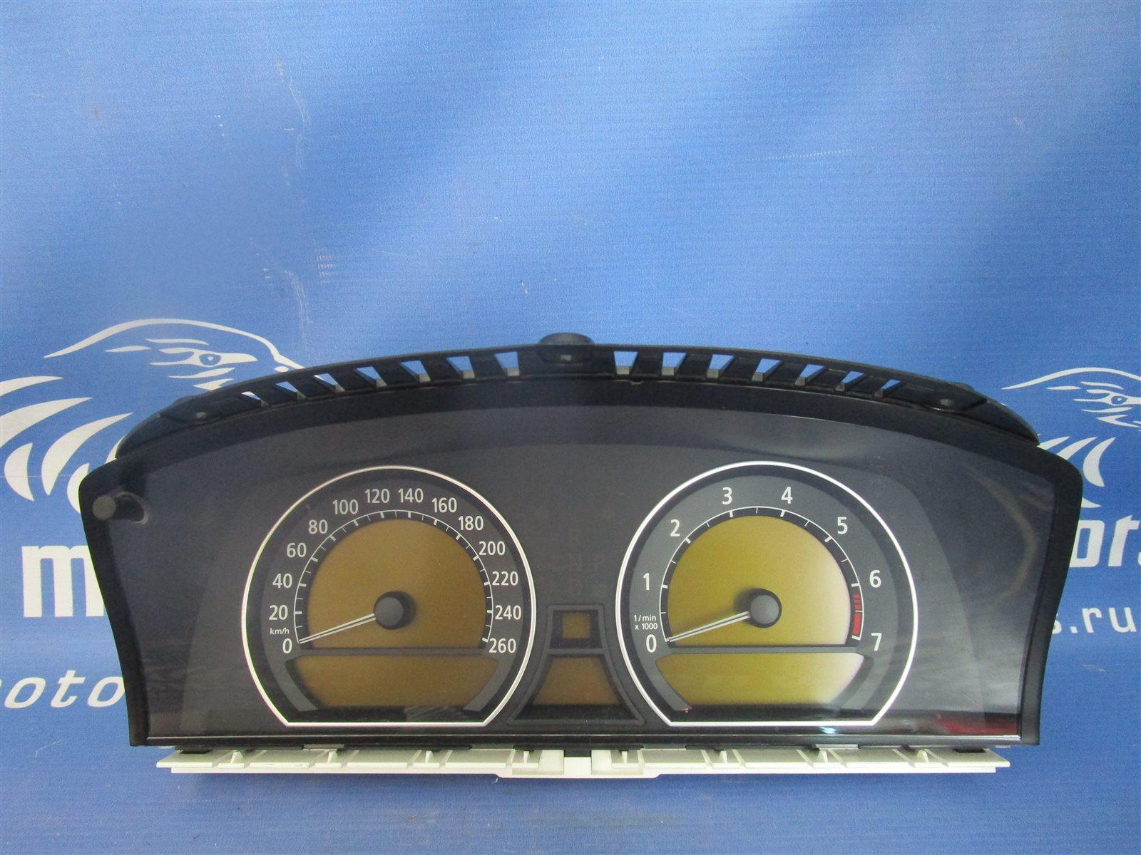 Щиток приборов Bmw 7-Series E65/66 N62B44A 2002