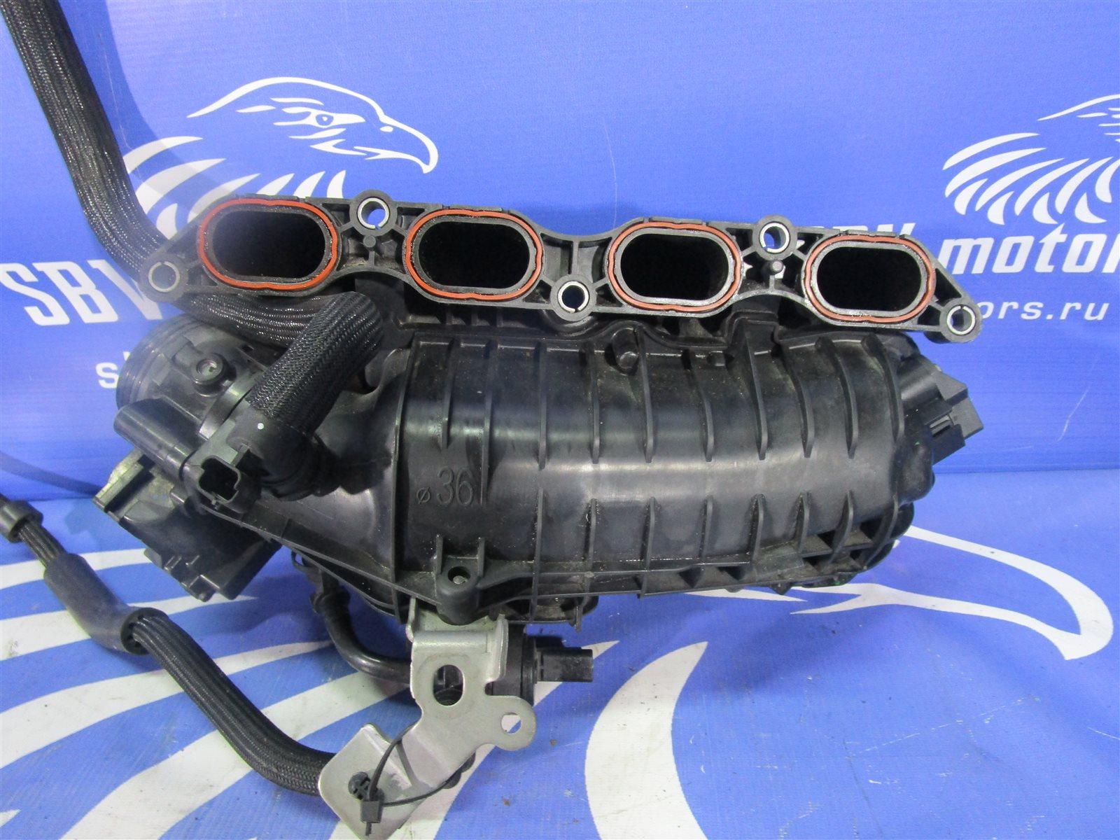 Коллектор впускной Peugeot EP6
