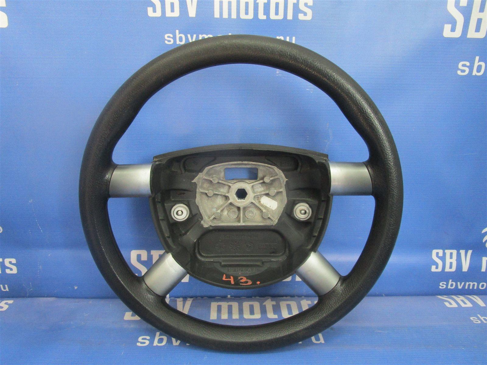 Руль Ford Mondeo 3 ЛИФТБЭК 2004