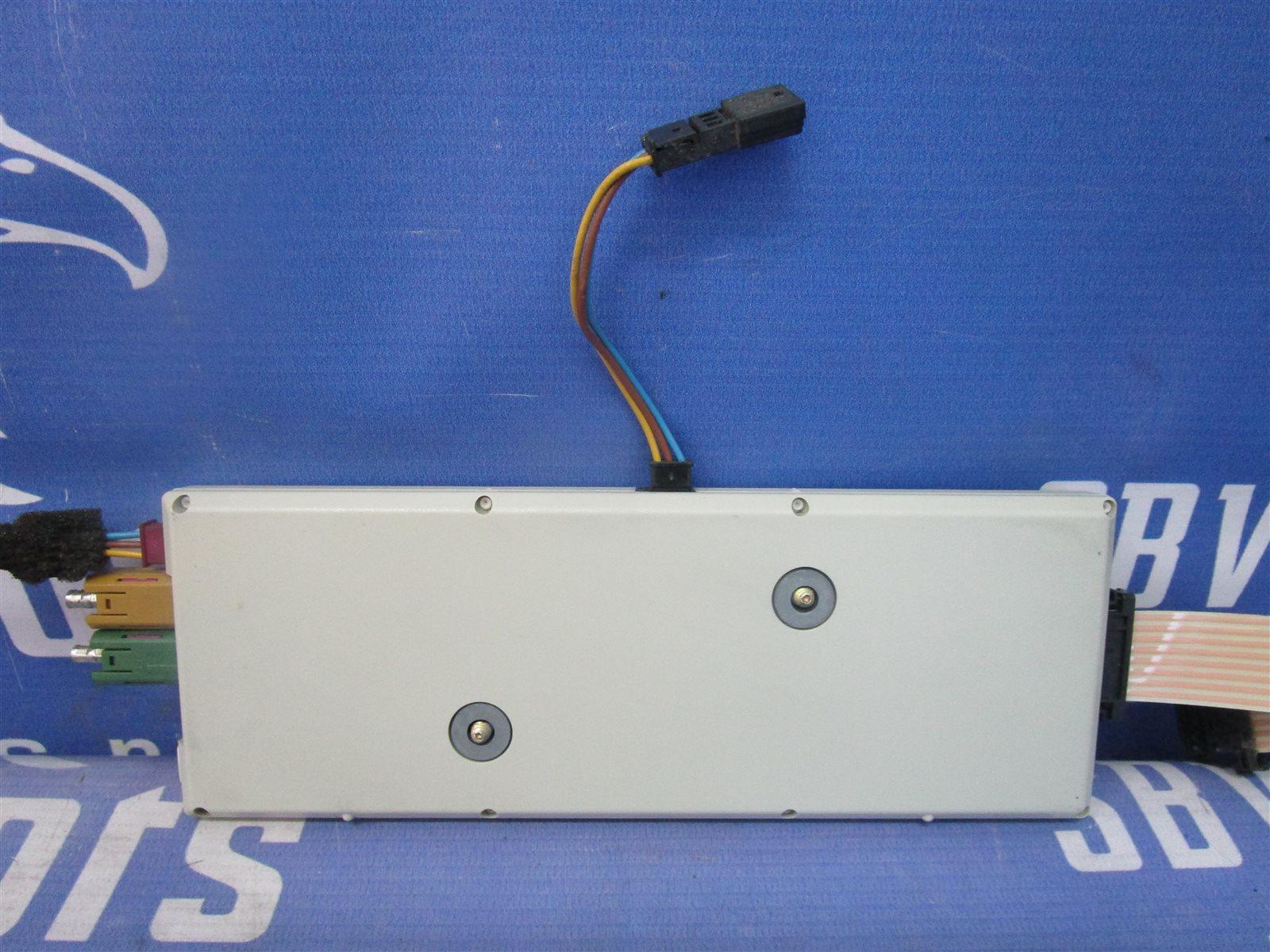 Блок электронный Bmw 7-Series E65/66 N62B44A 2002