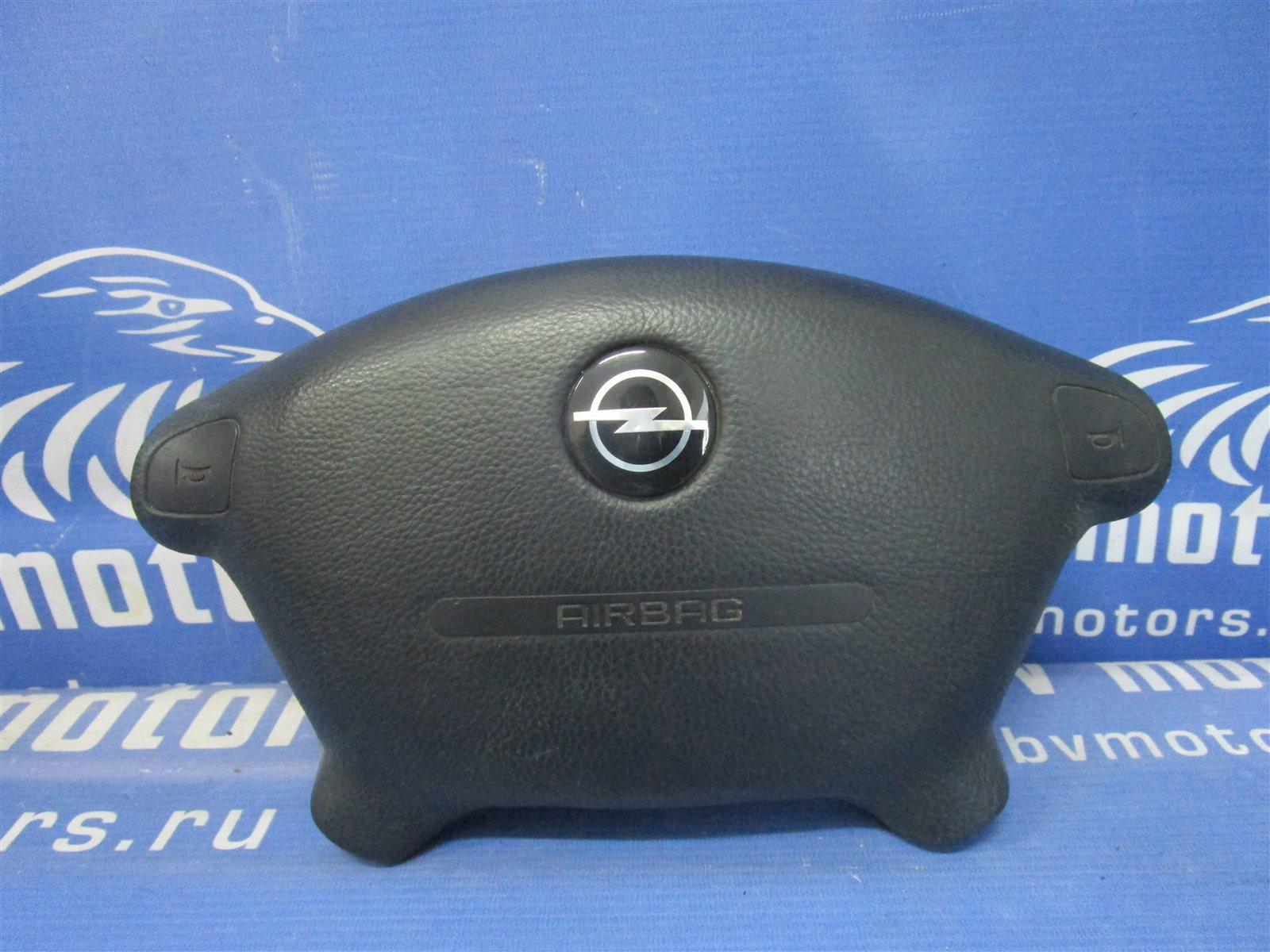 Аирбаг на руль Opel Vectra B XH201 C20CEL 2000