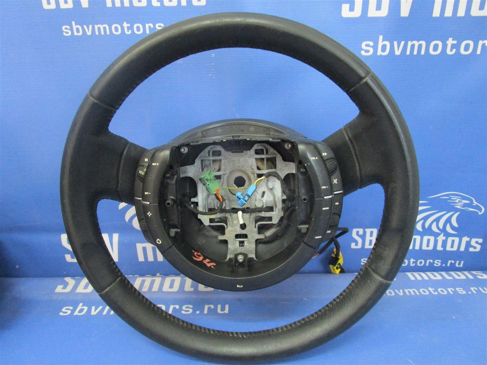 Руль Citroen C4 TU5JP4 2008
