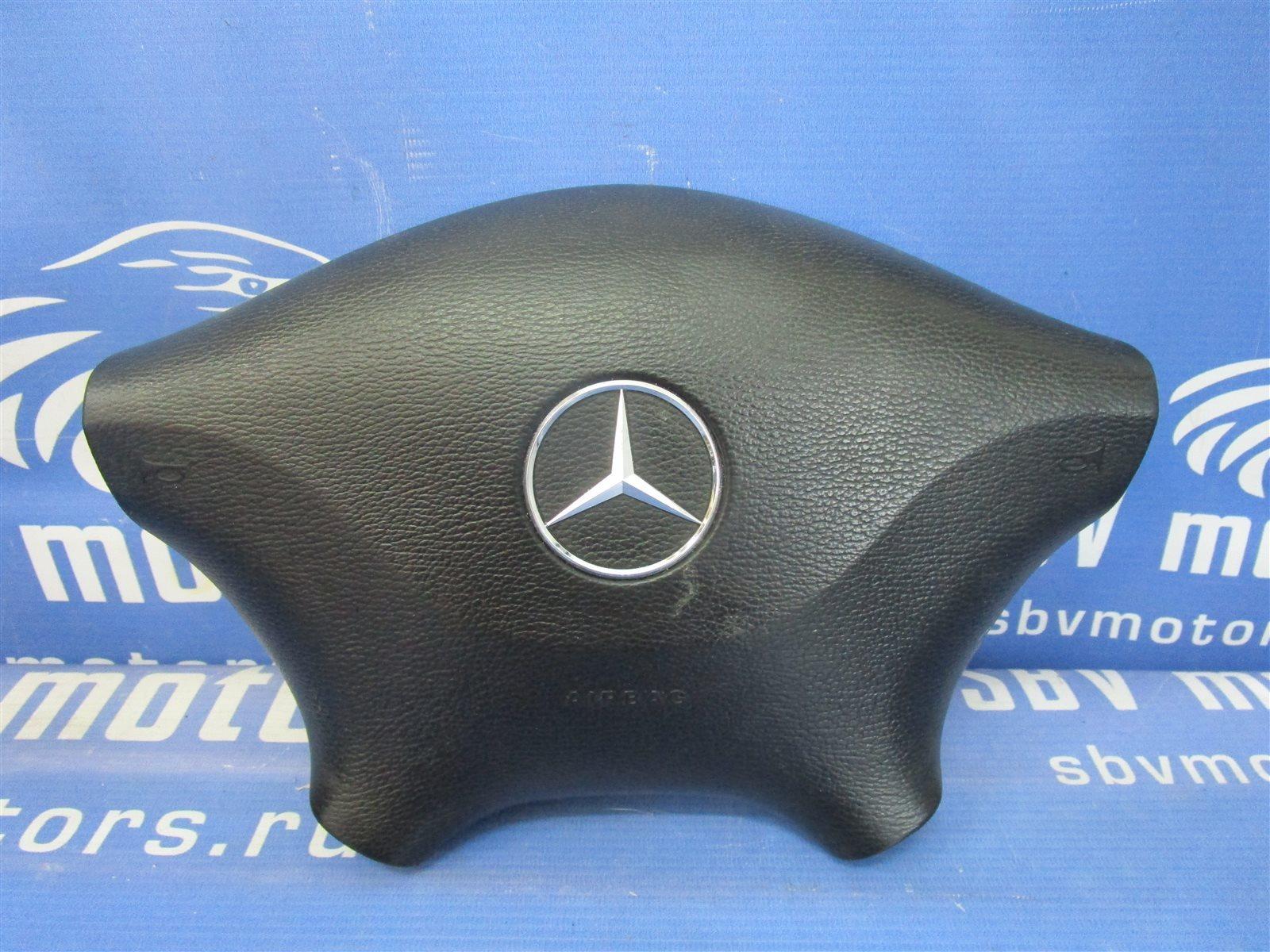 Аирбаг на руль Mercedes-Benz Sprinter ФУРГОН 646985 2007