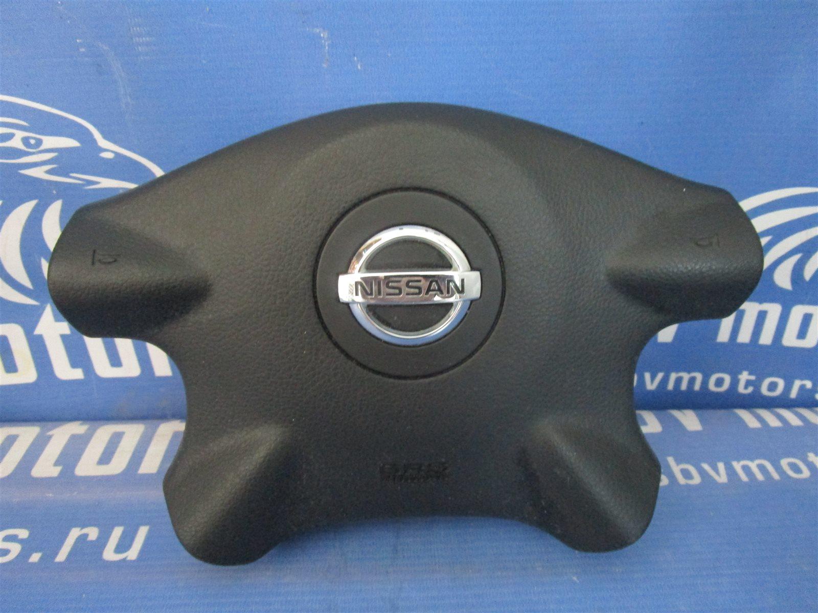 Аирбаг на руль Nissan X-Trail T30 QR20 2006
