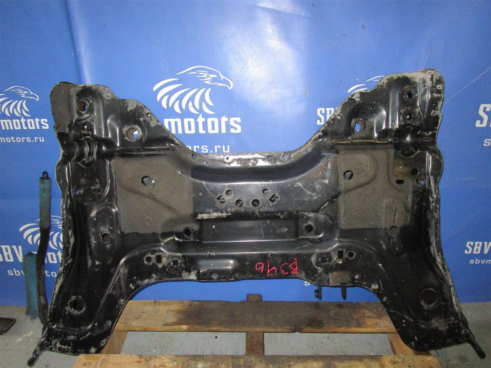 Балка подмоторная Peugeot 308 S 120 EP6 2009 передняя