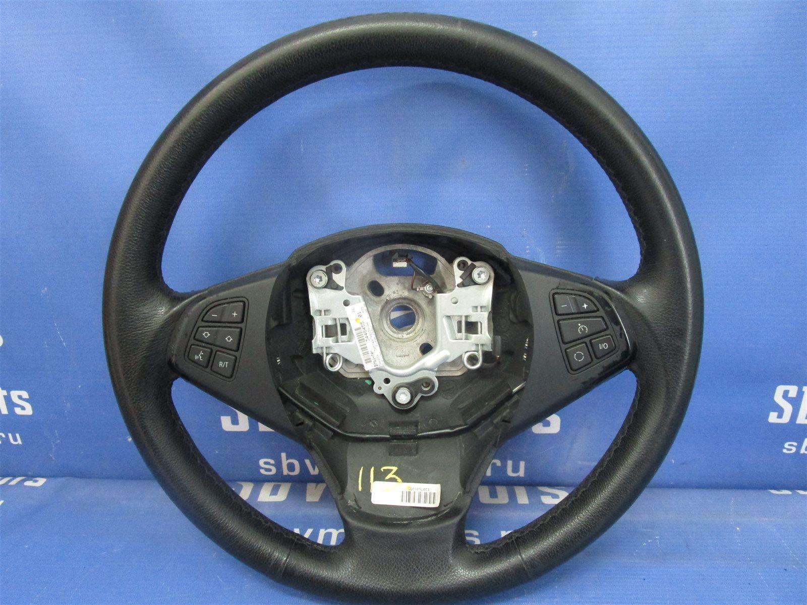 Руль Bmw X3 E83 N52B25A 2006