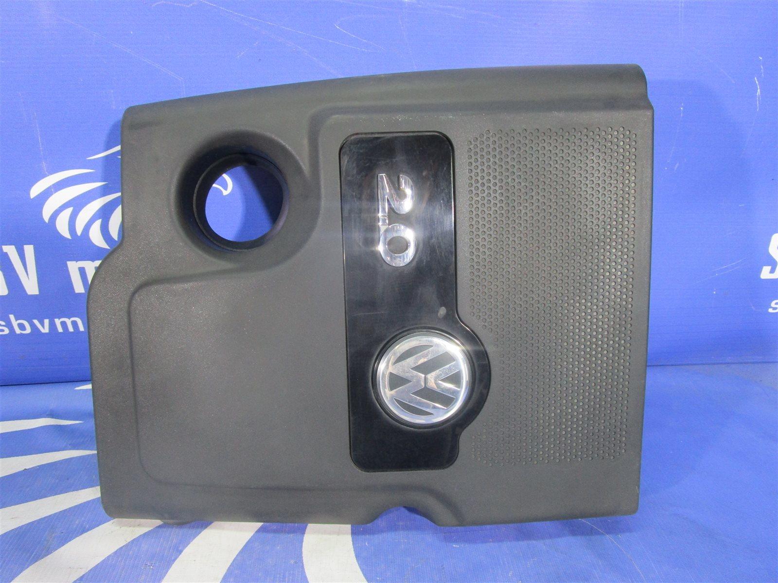Крышка двигателя Volkswagen Passat B5+ AZM 2004