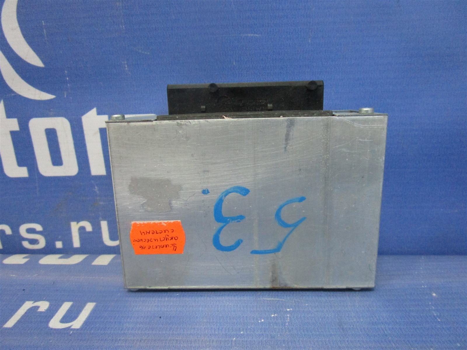 Блок усилителя звука Bmw 5-Series E61 256S5 2004