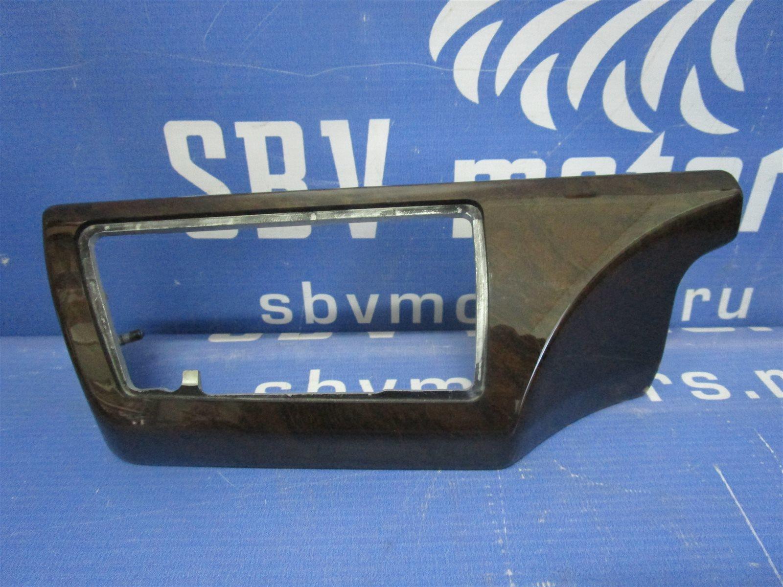 Накладка торпедо Bmw 7-Series E65/66 N62B44A 2002