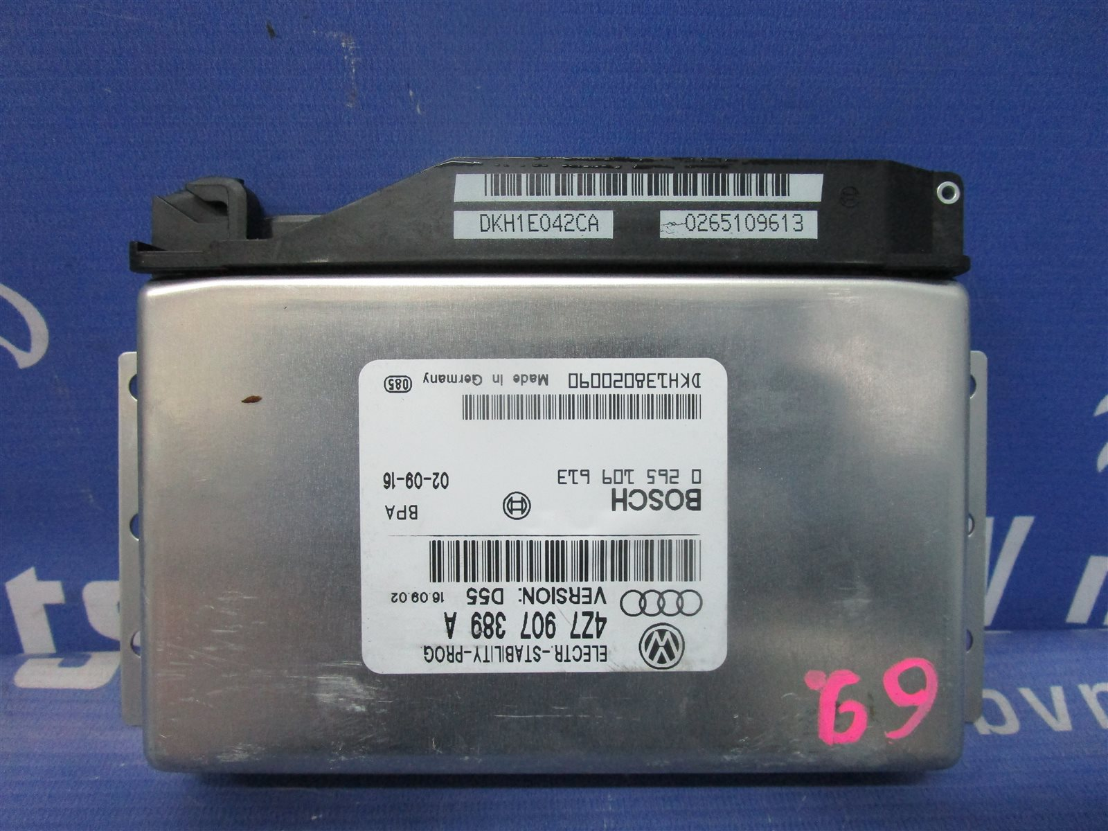 Блок управления esp Audi Allroad C5 BES 2002