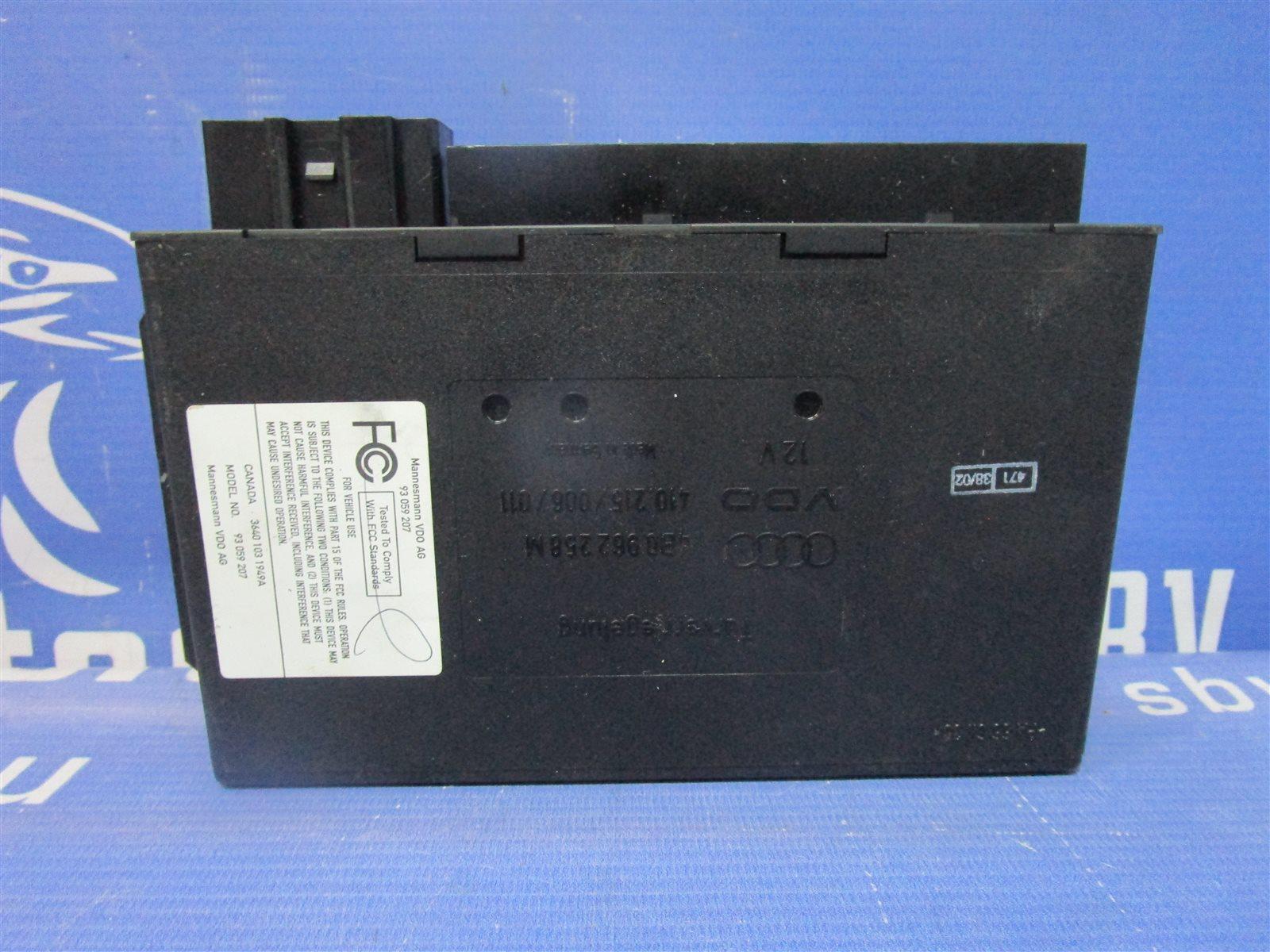 Блок комфорта Audi Allroad C5 BES 2002