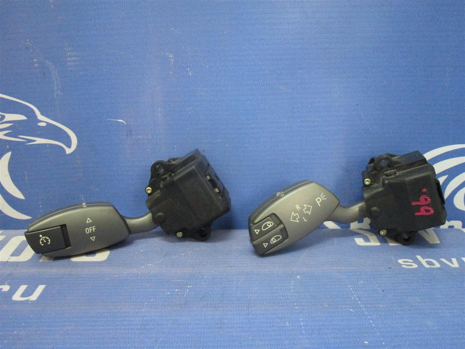 Переключатель круиз -контроля Bmw 7-Series E65/66 N62B44A 2002