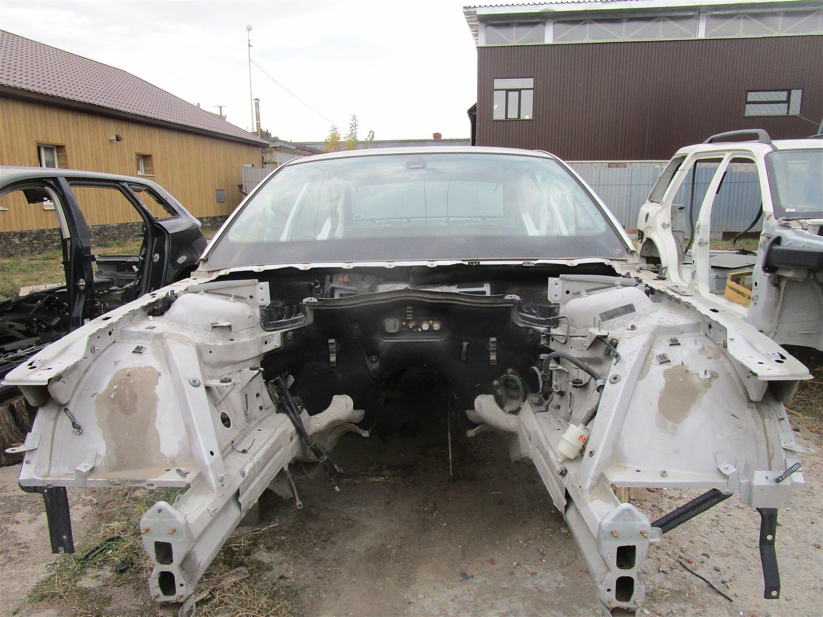 Лонжерон Bmw 7-Series E65/66 N62B44A 2002 передний