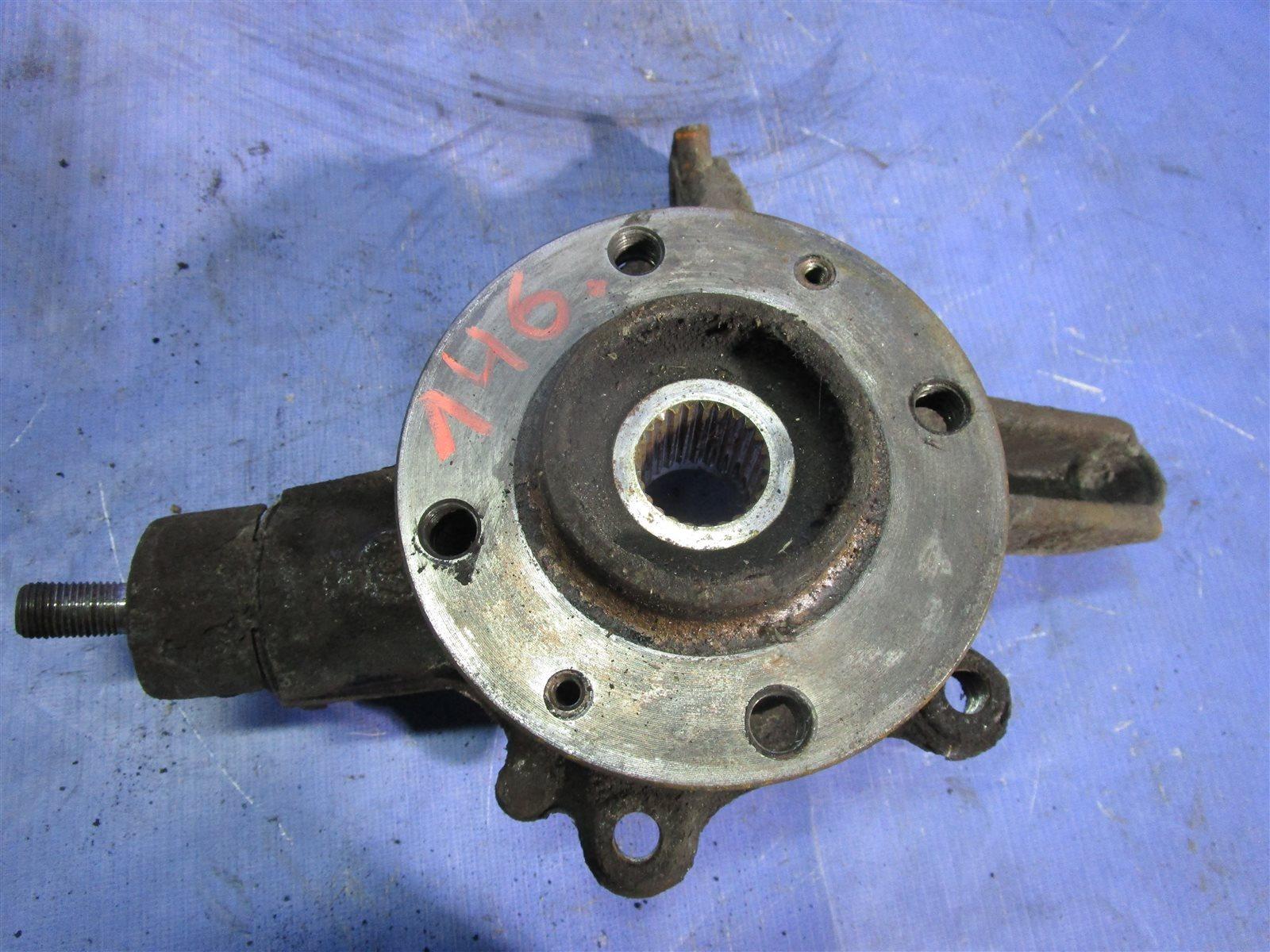 Кулак поворотный Peugeot 308 4E / 4B EP6 2009 правый