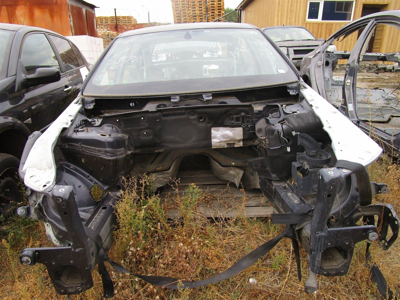 Лонжерон Audi A6 C6 AUK 2006