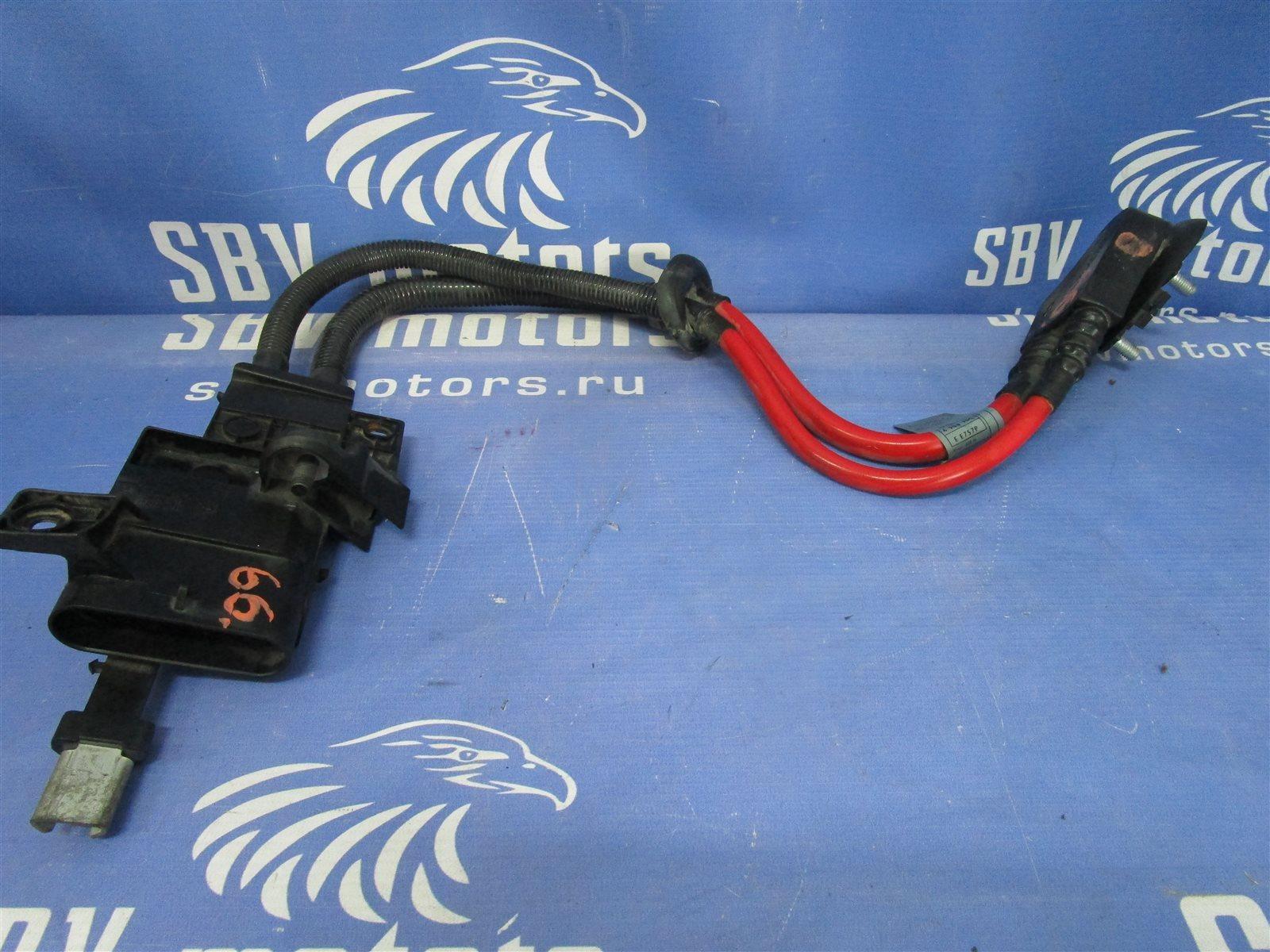 Силовой кабель, силовой провод Bmw 7-Series E65/66 N62B44A 2002