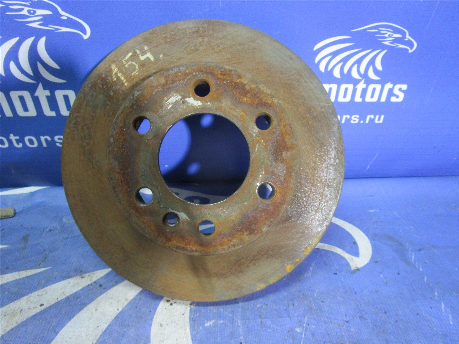 Тормозной диск Mercedes-Benz Sprinter ФУРГОН 646985 2007