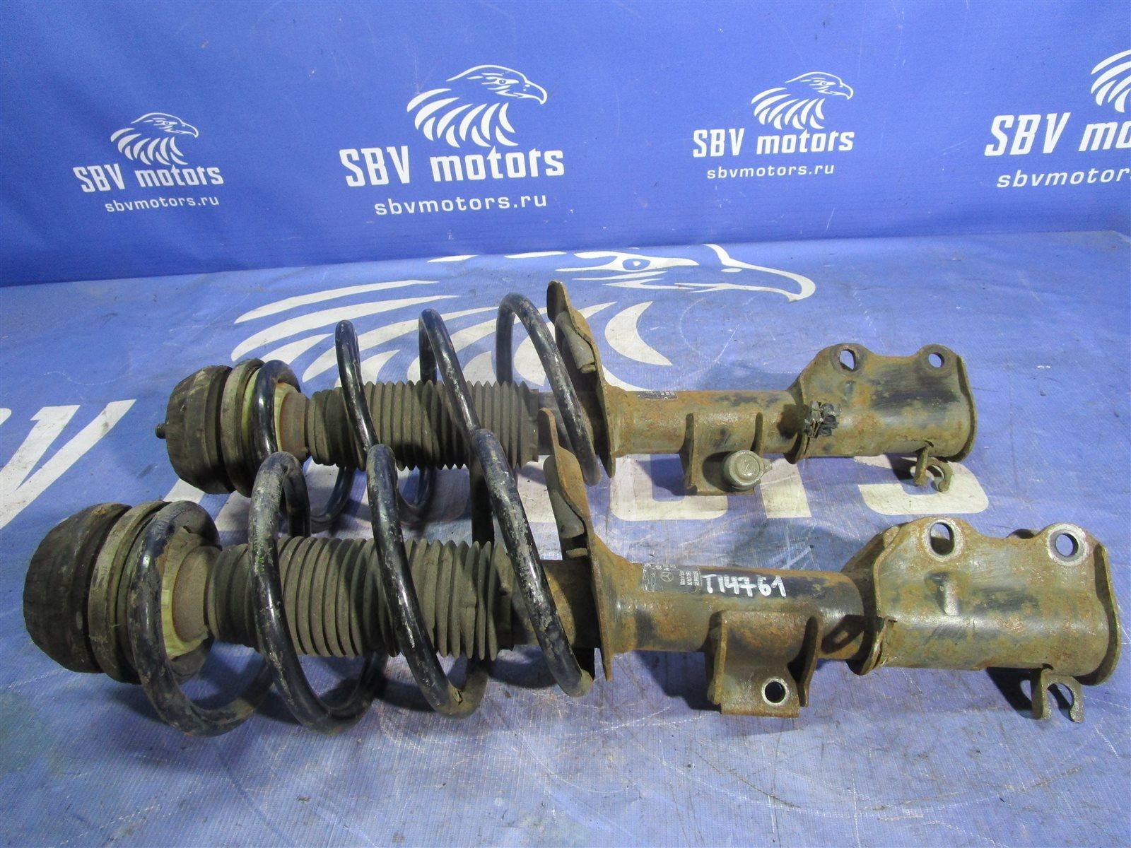Амортизаторы Mercedes-Benz Vito W639 646982 2005 передние