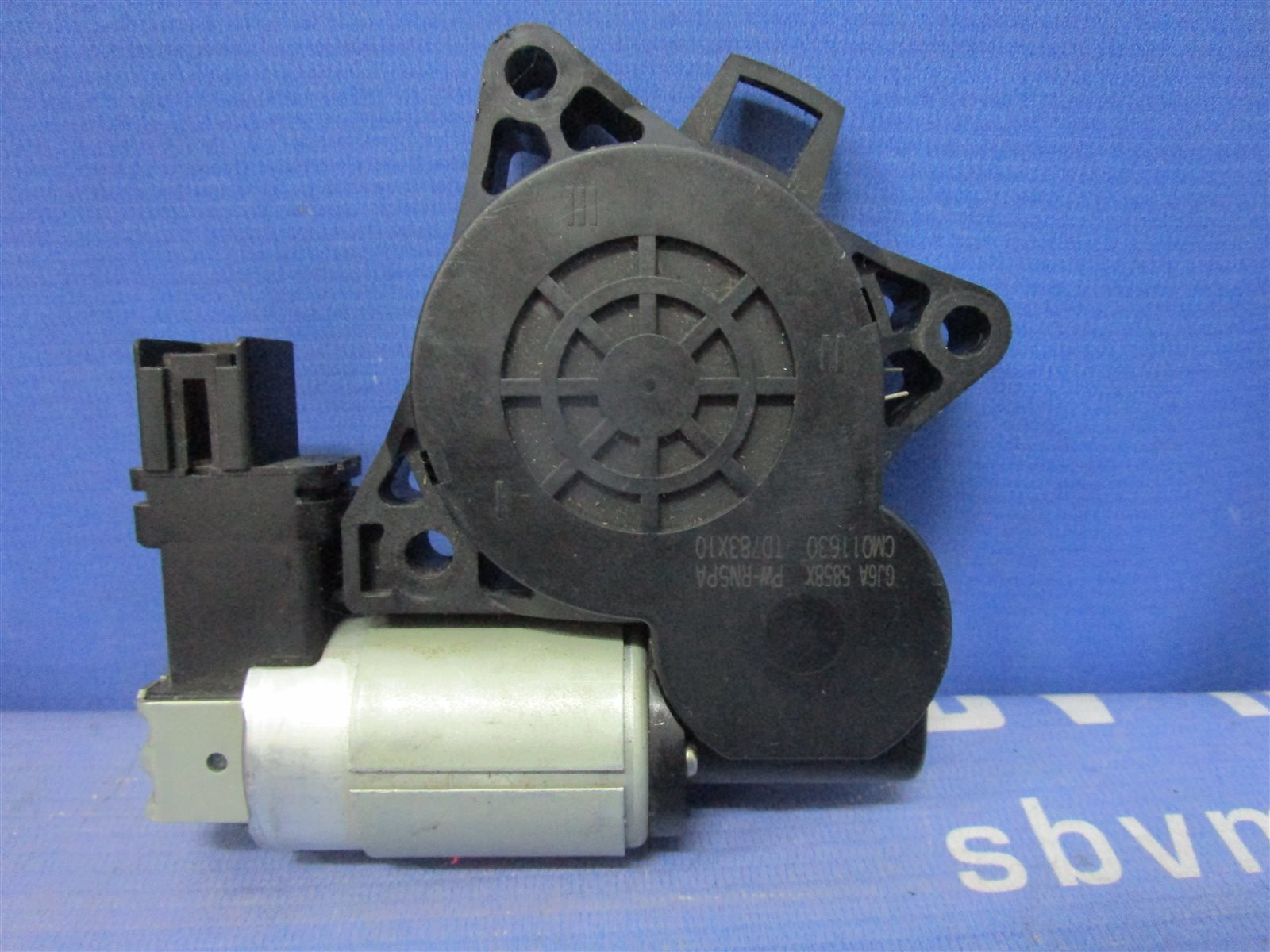 Мотор стеклоподъемника Mazda 6 GG L3WE 2002 задний левый