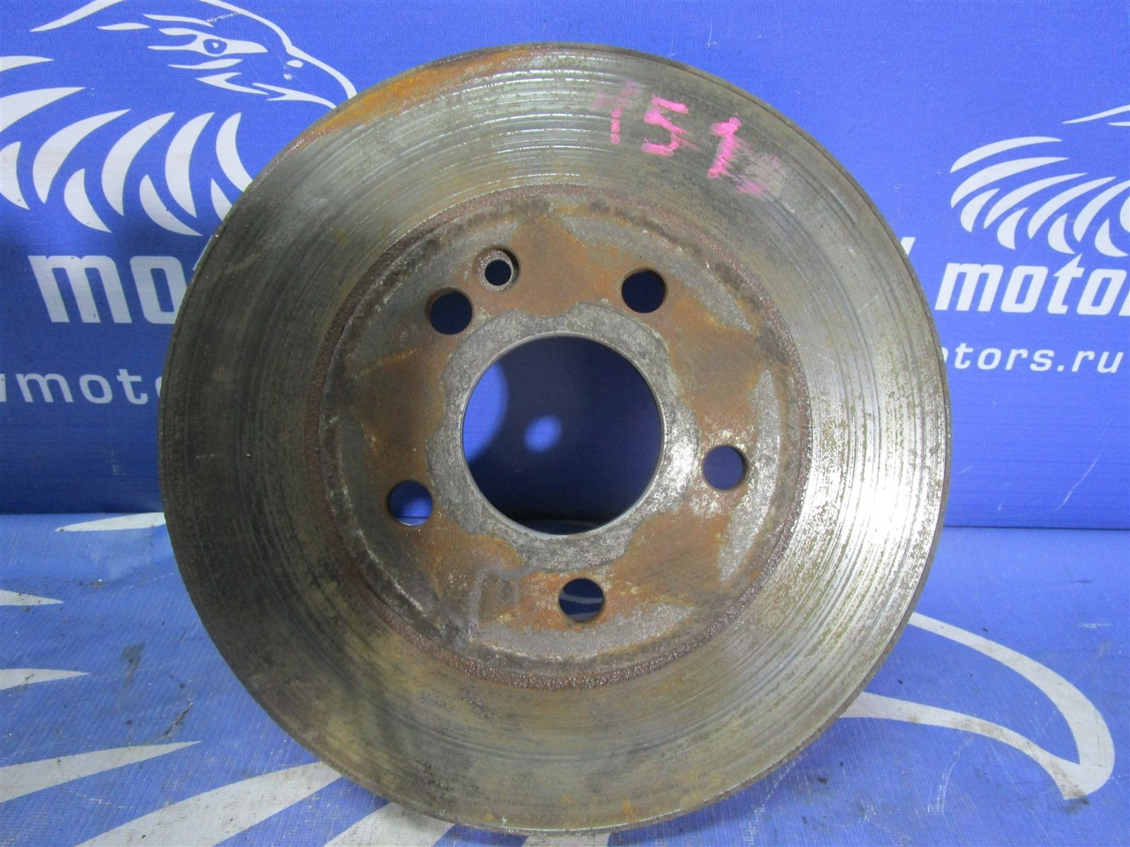Тормозной диск Mercedes-Benz Vito W639 646982 2005