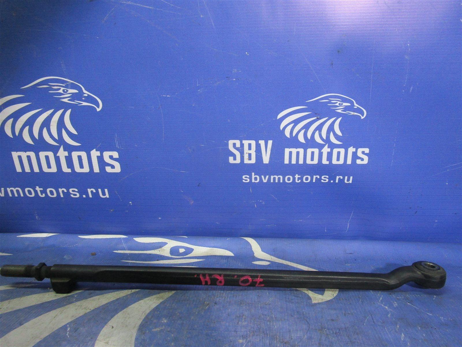 Тяга рулевая Land Rover Freelander L314 25K4F 2005 правая